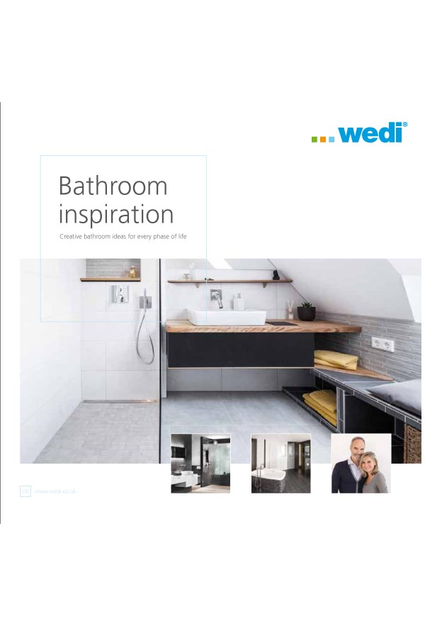 wedi Bathroom inspirations Brochure