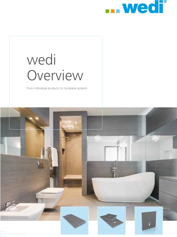 wedi Overview Brochure