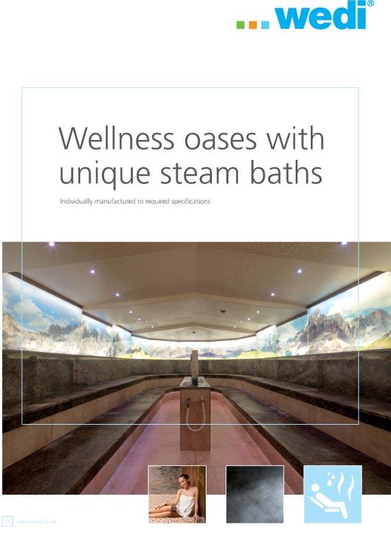 wedi Wellness Oases Brochure