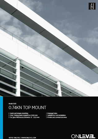 0.74KN TOP MOUNT Brochure
