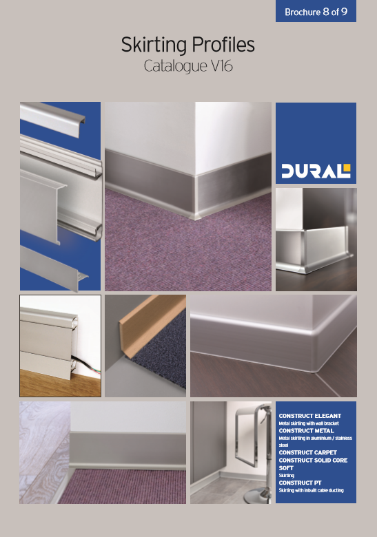 08 Skirting profiles Brochure