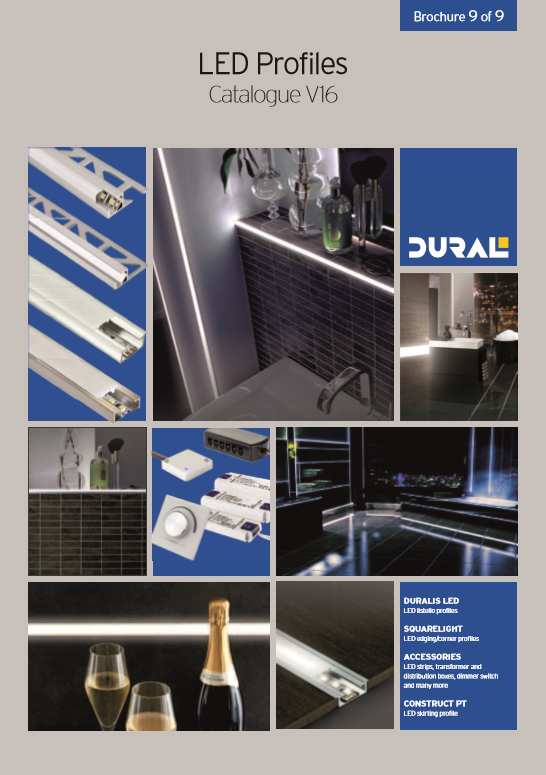 09 LED Profiles Brochure
