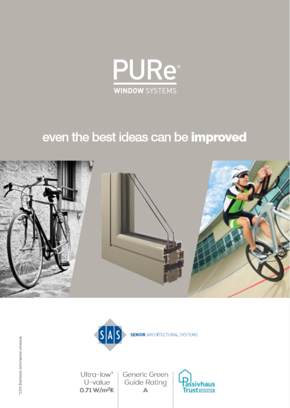 PURe Window Range Brochure Brochure