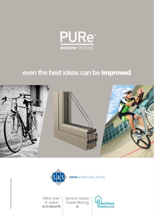 PURe Window Range Brochure Brochure