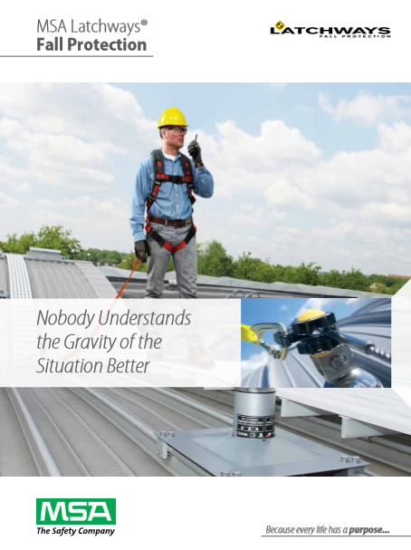 MSA Latchways Fall Protection