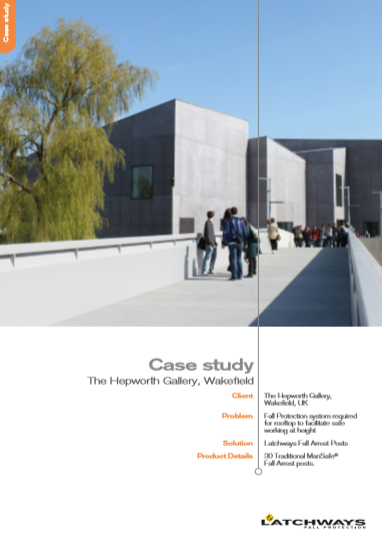 MSA Hepworth Gallery Case Study