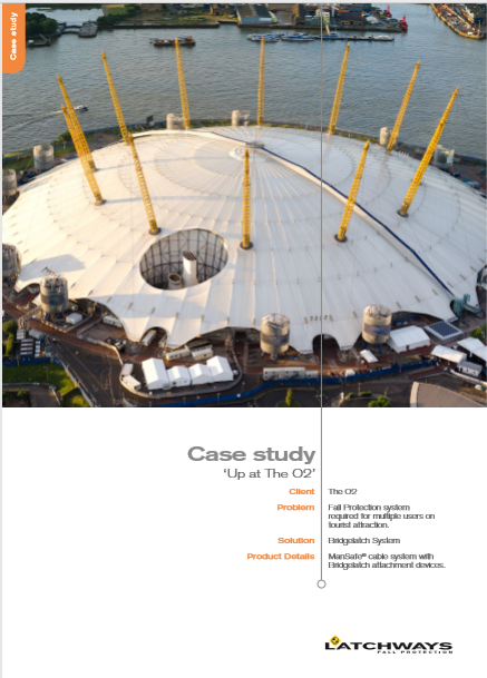 MSA Up at The O2 Case Study