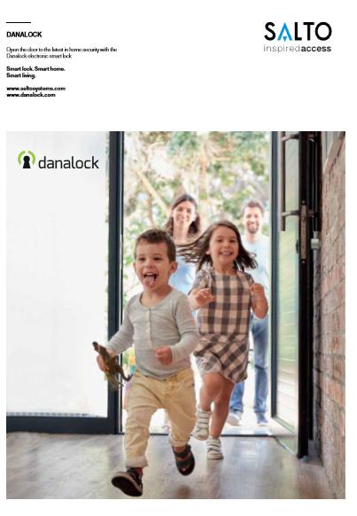 Danalock Brochure