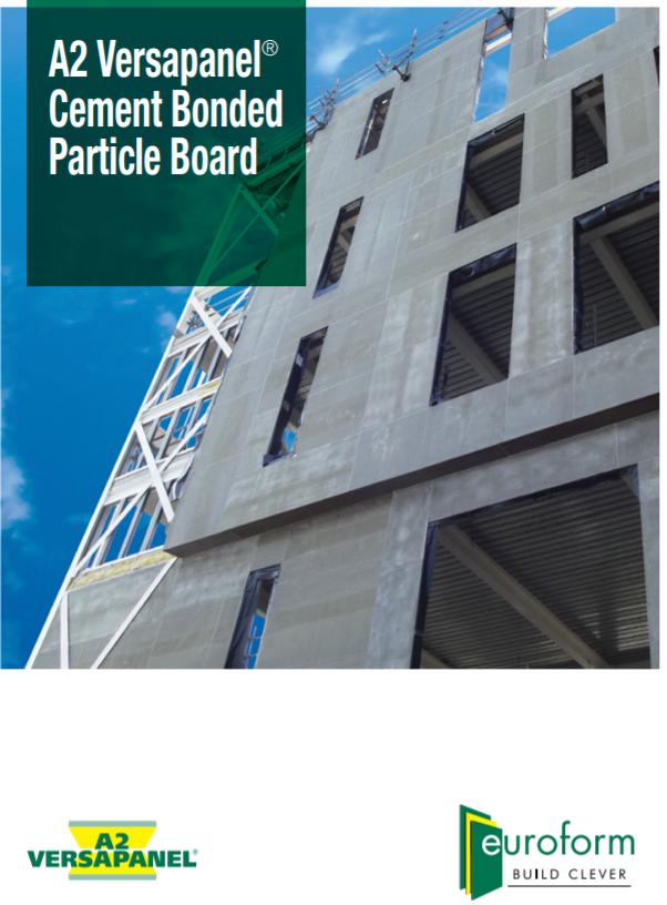 A2 Versapanel® Cement Bonded Particle Board Brochure