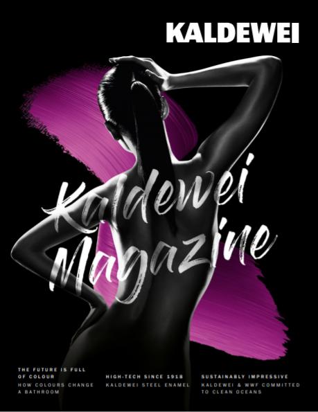 Kaldewei Magazine  Brochure