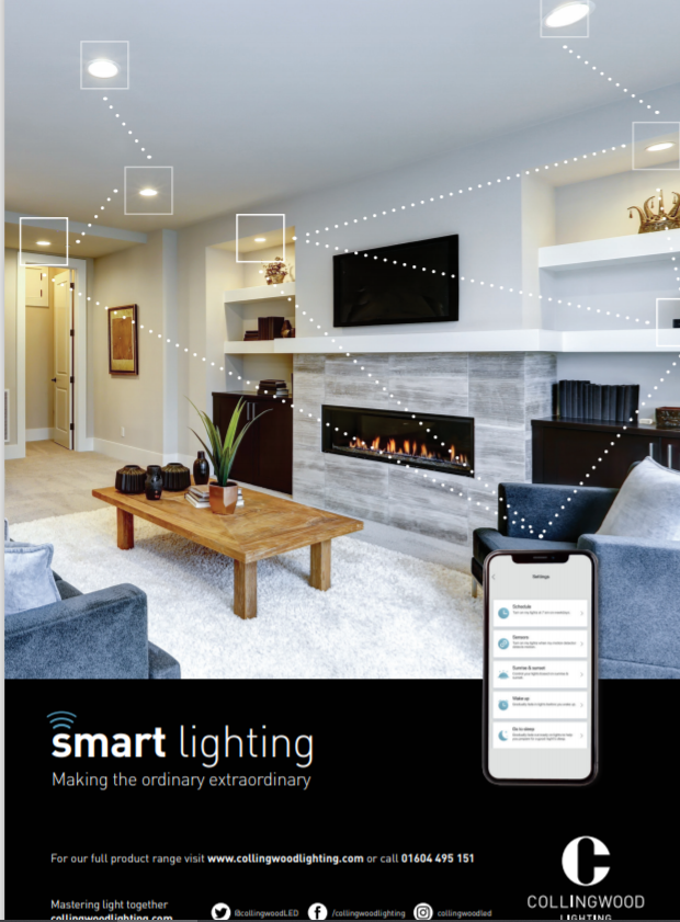 Smart Lighting Making the ordinary extraordinary Brochure