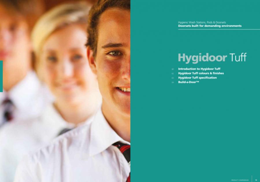 Hygidoor Tuff  Brochure