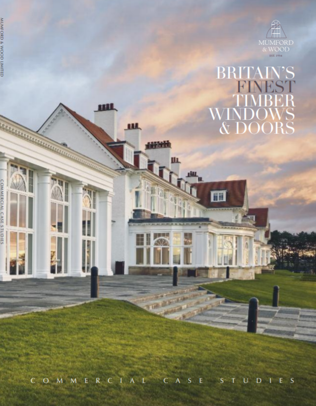 Britain's finest timber windows & doors  Brochure