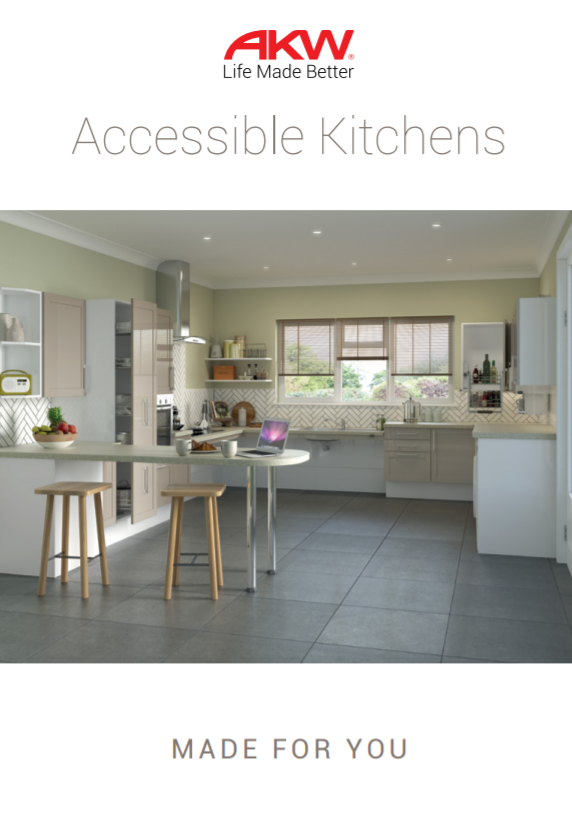 Accessible Kitchens Made For You Brochure