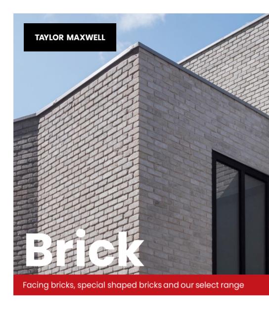 Brick Brochure Brochure