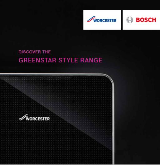 Greenstar Style Range Brochure