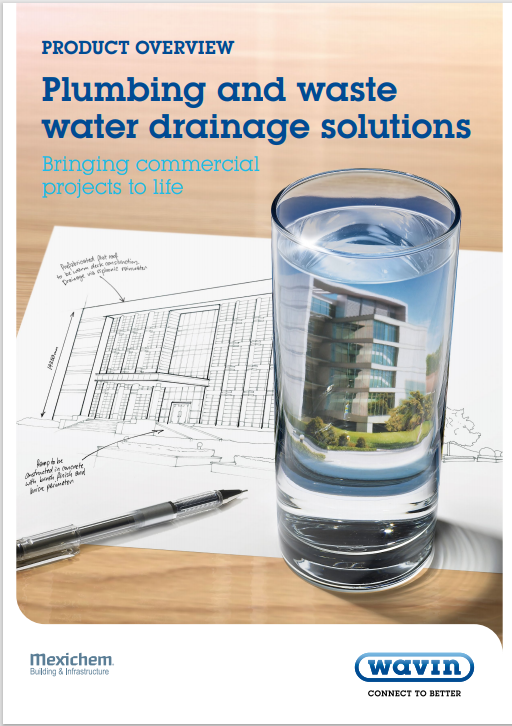 Plumbing and waste water drainage solutions Brochure