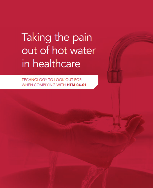 Taking the pain out of hot water in healthcare Brochure