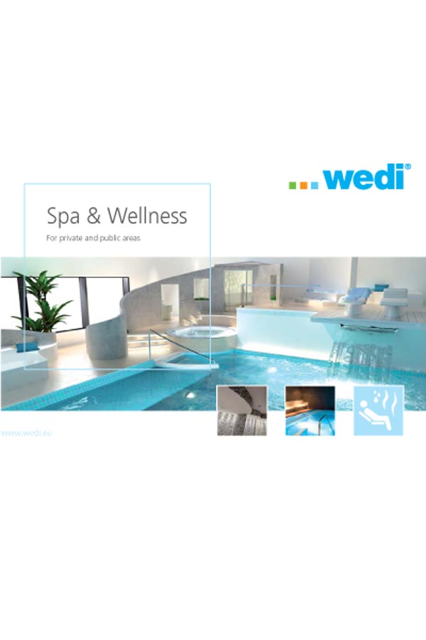 wedi Spa & Wellness Brochure
