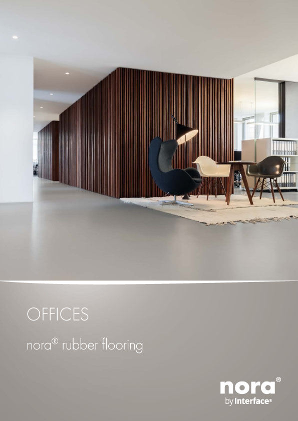 Offices - nora rubber flooring Brochure