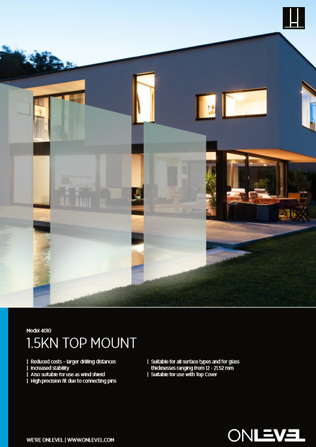 1.5KN TOP MOUNT Brochure