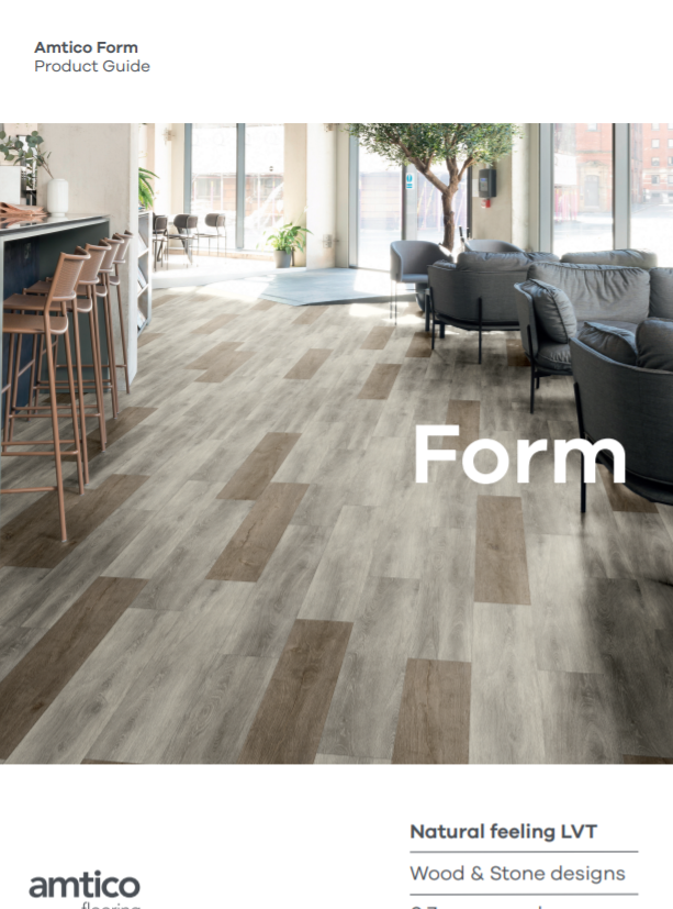 Amtico Form Collection Brochure