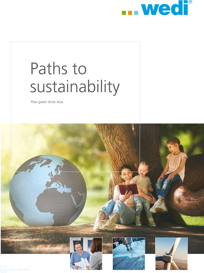 Paths to sustainability Brochure