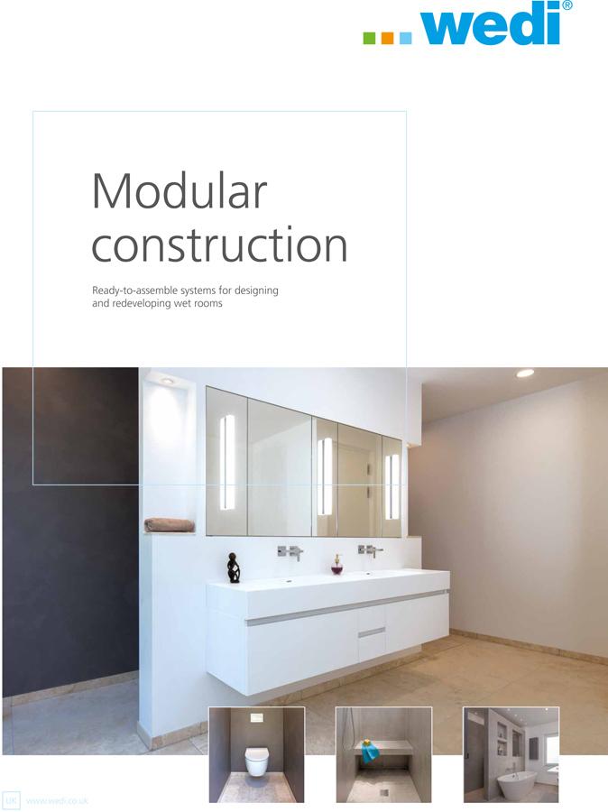 Modular constructions Brochure