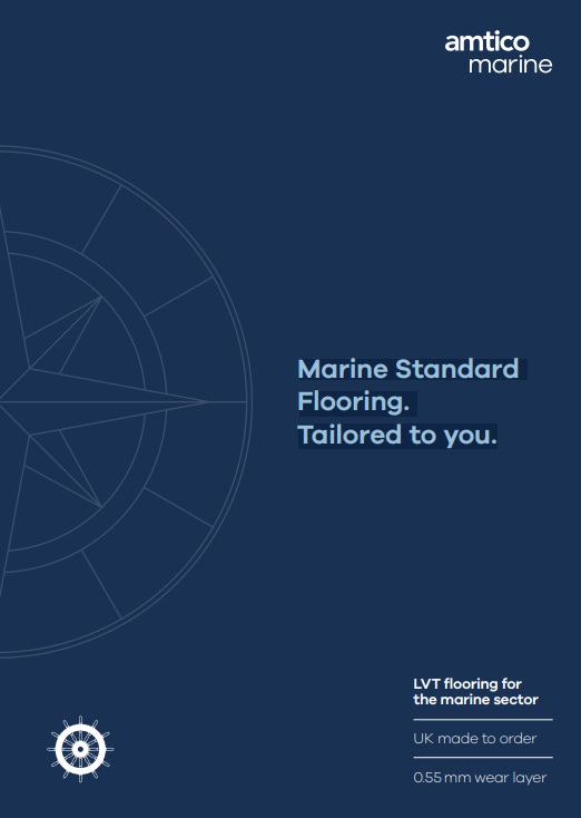Marine Standard Flooring. Tailored to you. Brochure