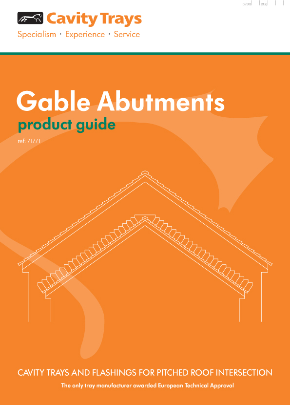 Gable Abutments Product Guide Brochure