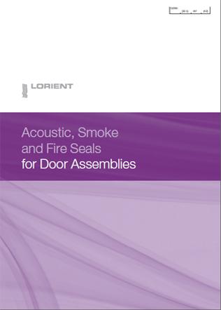 Acoustic, Smoke & Fire Brochure Brochure