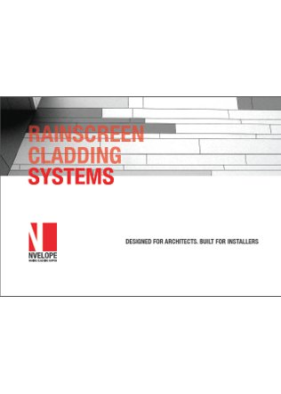 Rainscreen cladding systems Brochure