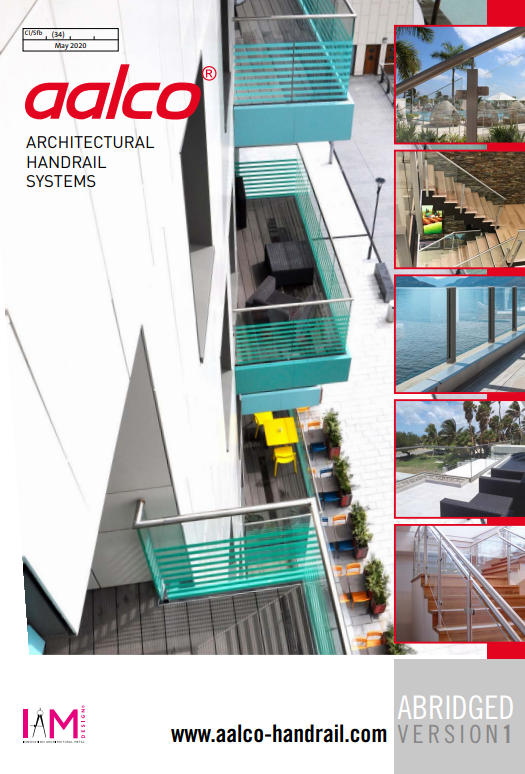 Architectural Handrail Systems  Brochure