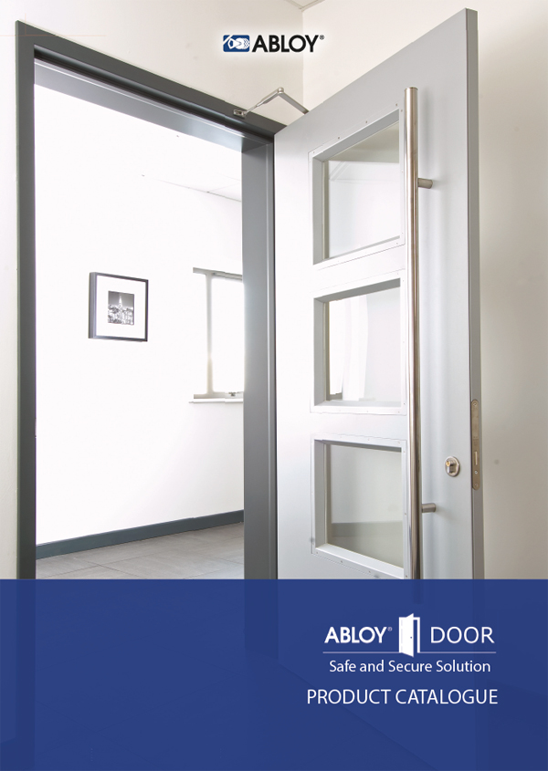 Abloy Door Product Catalogue Brochure