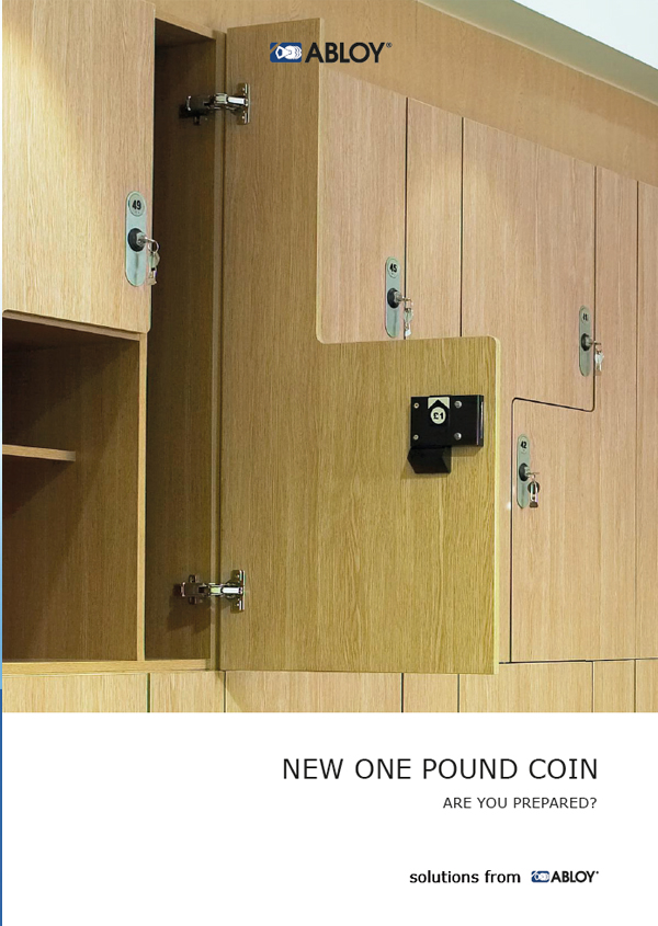 New One Pound Coin Brochure