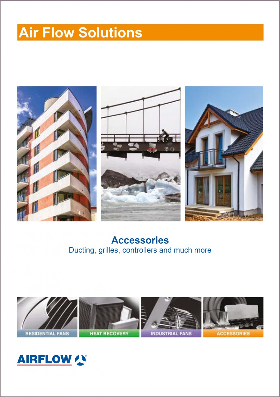 Airflow Accessories Brochure Brochure