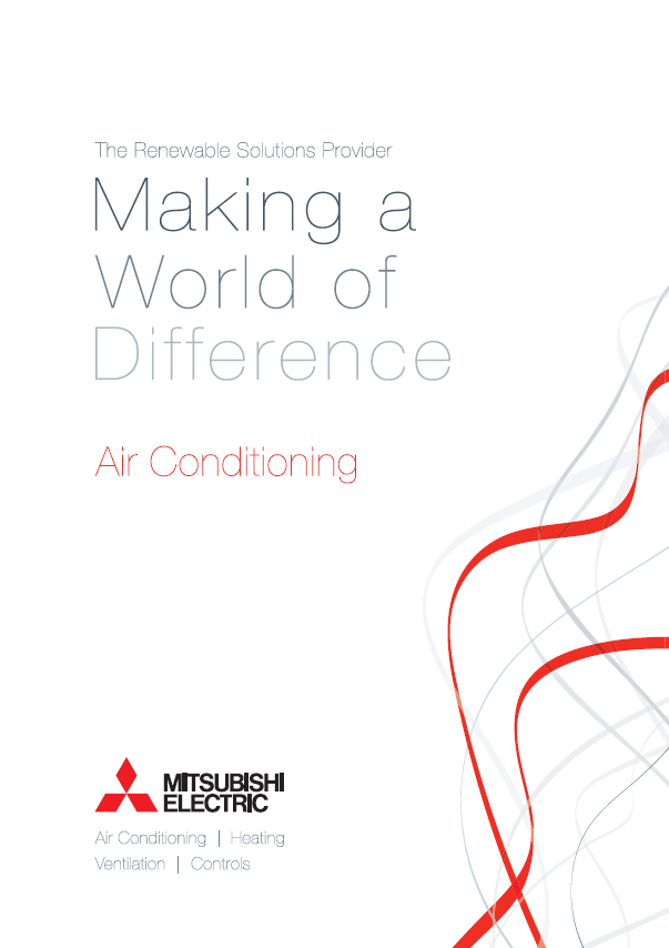Air Conditioning - Making a World of Difference Brochure