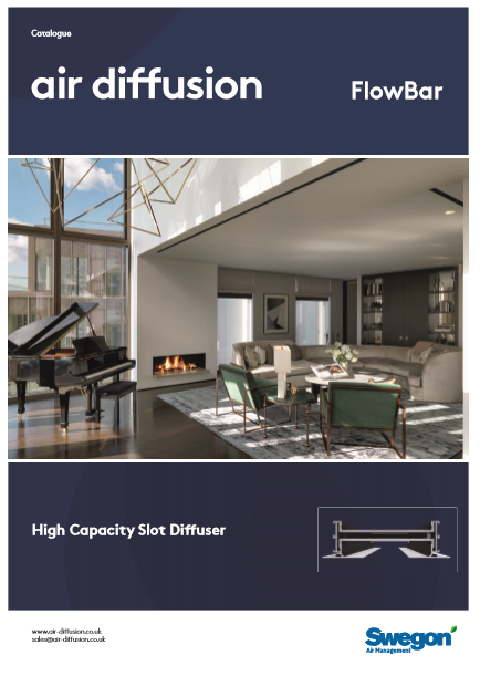 Air Diffusion FlowBar Brochure