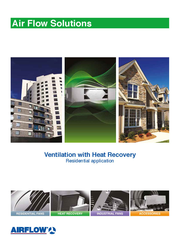 Heat Recovery Residential Brochure