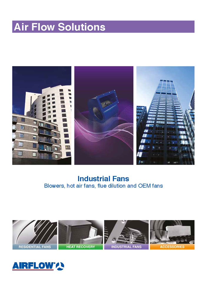Industrial Fans Brochure