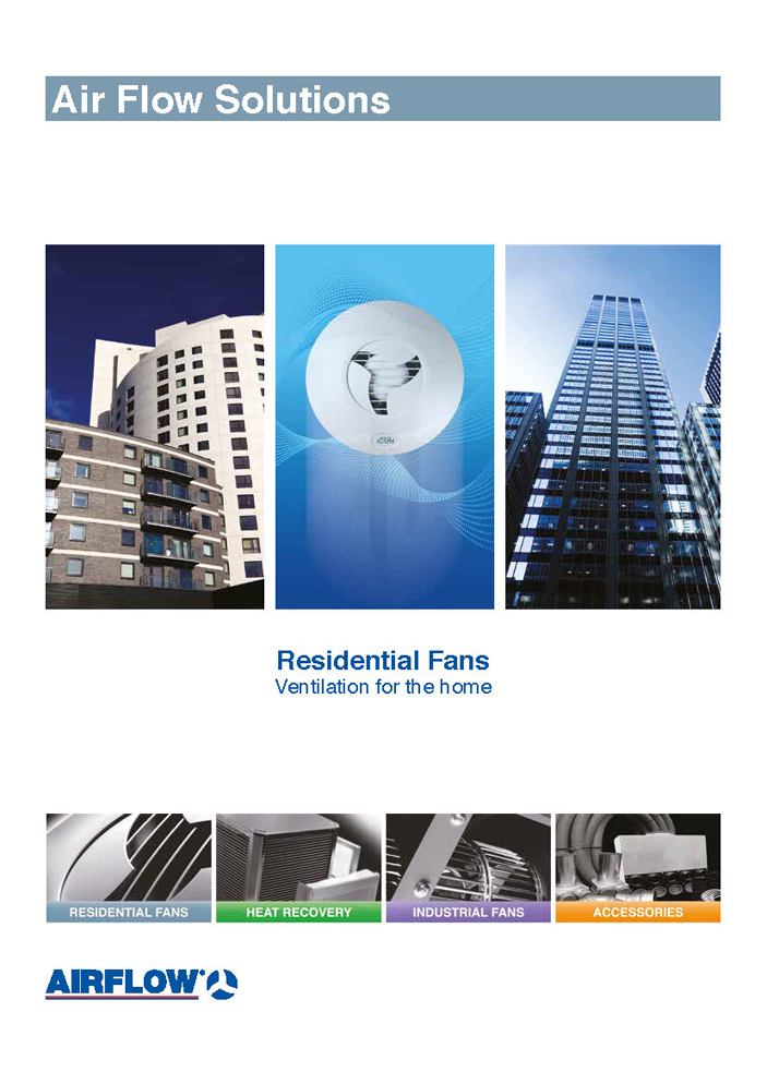 Residential Fans Brochure