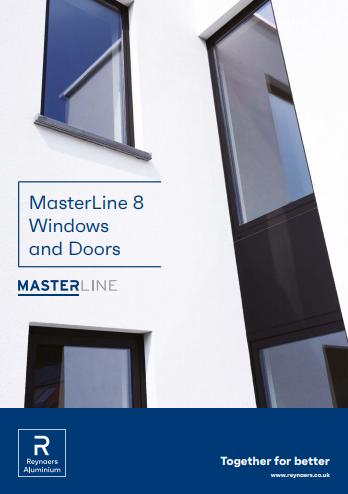 MasterLine 8 Windows and Doors Brochure