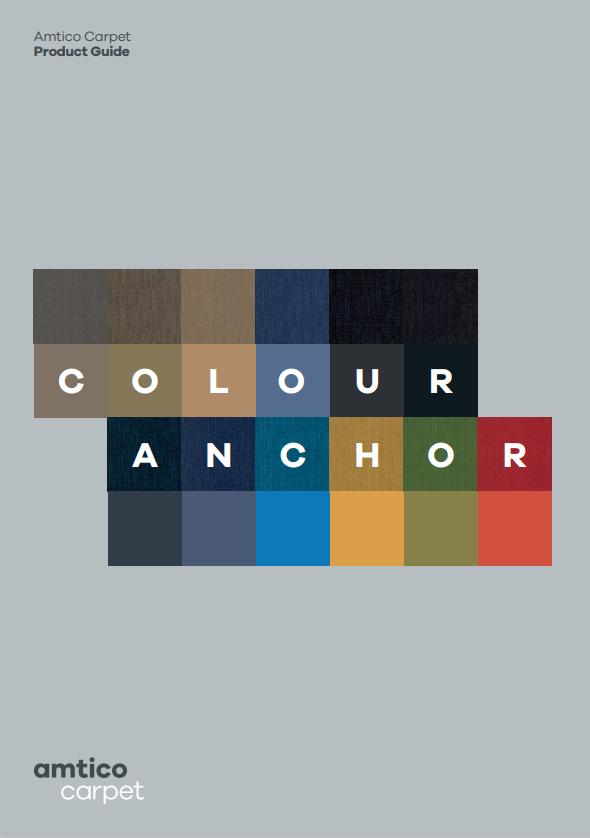 Amtico Colour Anchor Carpet Brochure