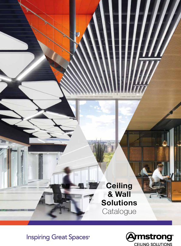 Ceiling Product Brochure Brochure