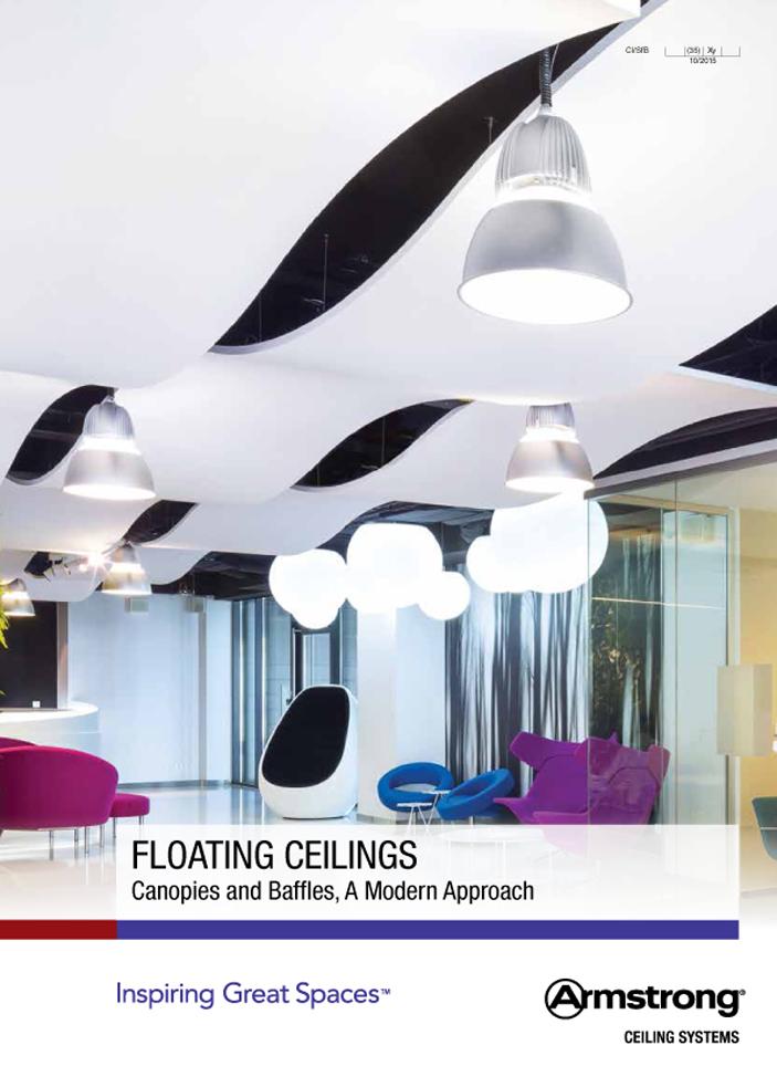 Floating Ceilings Brochure Brochure