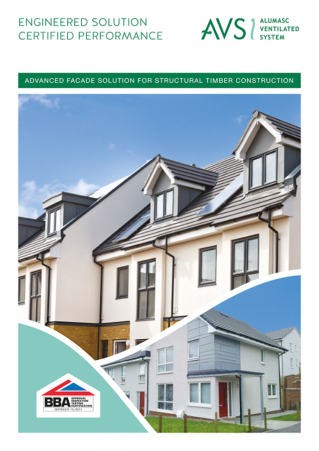 Alumasc Ventilated System Brochure