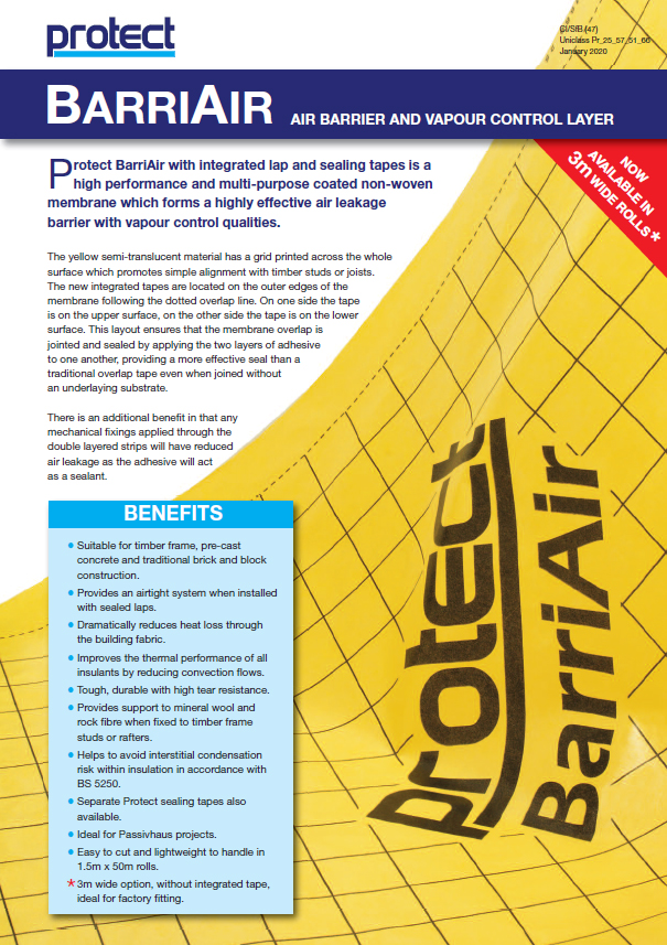 BarriAir - Protect Brochure