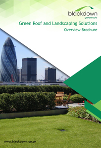 Blackdown Greenroofs Overview  Brochure