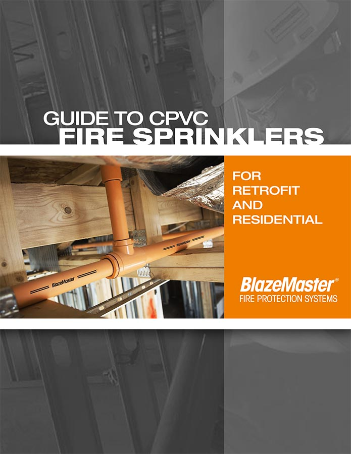 BlazeMaster Guide CPVC Brochure