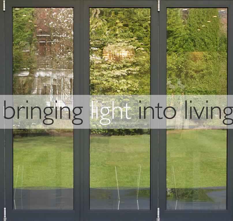 Bringing Light into Living  Brochure
